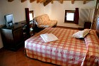 Comfortable double room with king-size bed